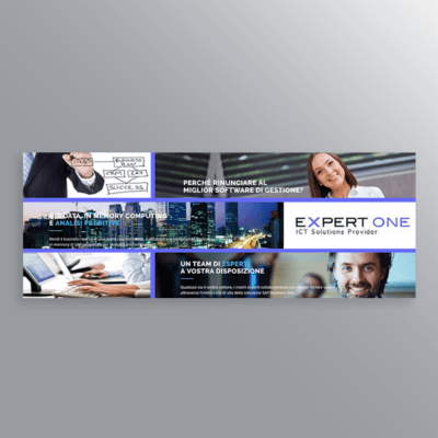Copertina social Expert One Modena-AM Design