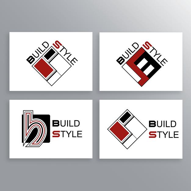 Logo Build Style-AM Design