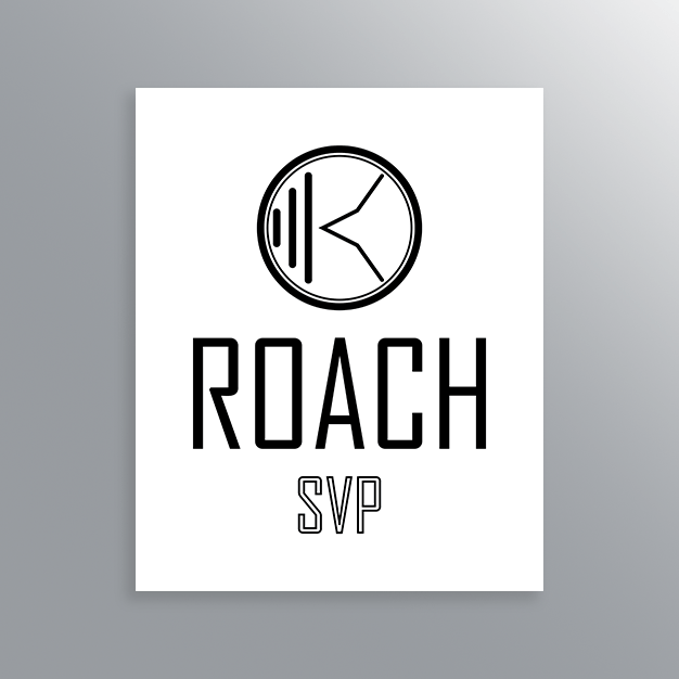 Logo Roach SVP-AM Design