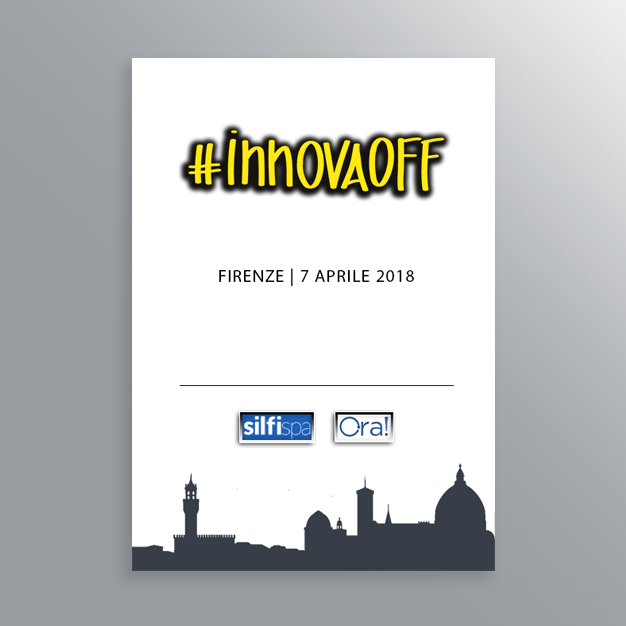 Pass OSPITI evento InnovaOff SILFI Firenze Smart City-AM Design