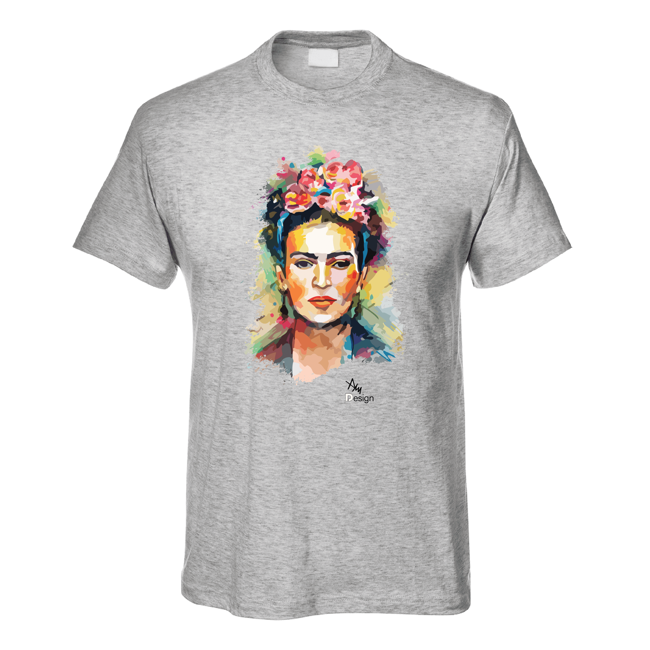 T-Shirt Frida Kahlo-AM Design