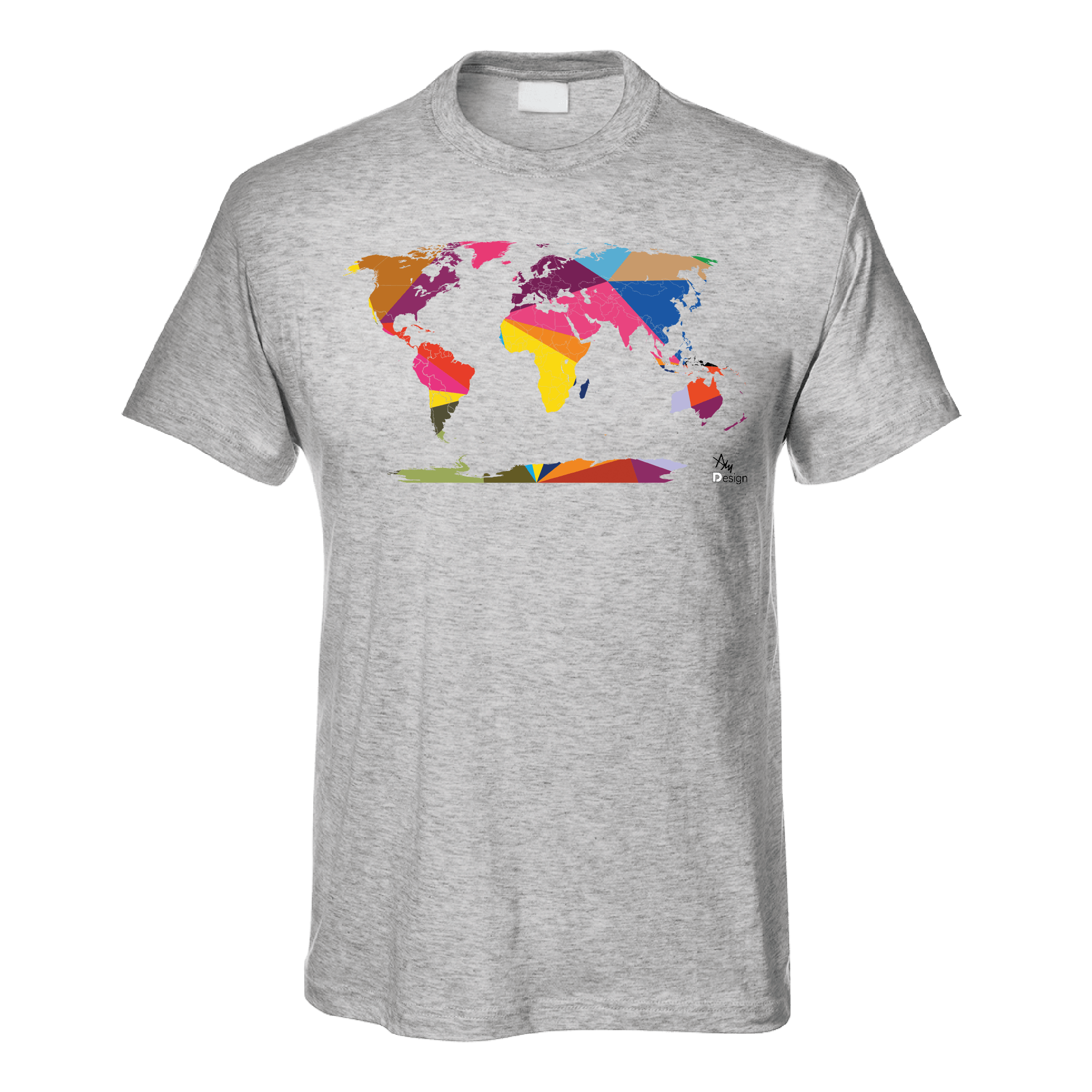 T-shirt The Earth without Art is just eh-AM Design